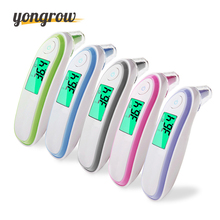 Yongrow Infrared Thermometer Baby Adult Medical Ear Thermometer Digital Thermometer Fever Thermometer Baby LCD Digital Infrared