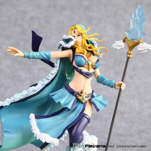 Image 5 - DOTA 2 Crystal Maiden PVC Action Figure Collectible Model Toy 20cm LLFG068