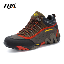 TBA Female Outdoor Hiking Shoes Non-slip Camping sport Boots Mountain Profession hiking Sports Sneakers  for Women