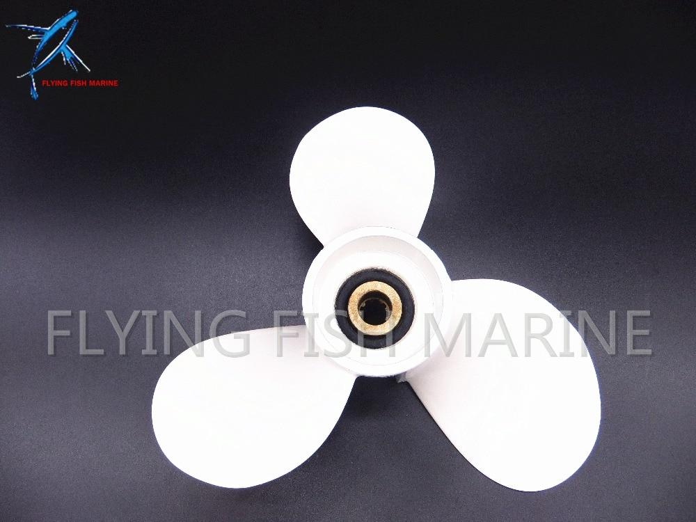 4 hp 5 hp propeller Yamaha 7 1//2 x 7 BA outboard /' BA /' type
