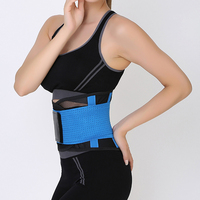 Hot Neoprene Slimming Waist Belts Sports Safety Sports Yoga Fitness Tops High Quality Waist Support Training
