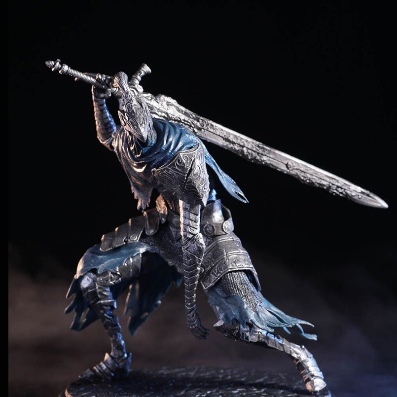 Dark Souls Artorias /& Faraam Knight 18cm Action Figure Figurines Statue Modèle