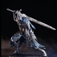 18 cm Dark Souls Game Action Figure Faraam Knight/Artorias PVC Action Figure Model Toy Decoration Doll Collectile Model Toys