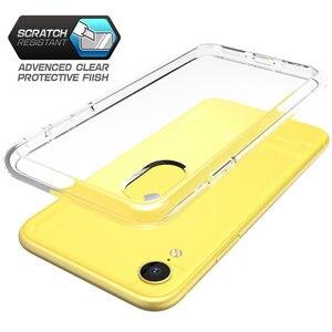 Image 5 - Supcase para o iphone xr caso capa 6.1 polegada ub estilo premium híbrido proteção magro claro caso de telefone para iphone xr 2018