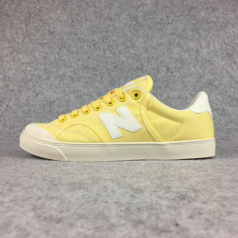 78f1dd9caeb0 Товар NEW BALANCE Pro-Court Canvas Shoes Couple sneakers Yellow ...