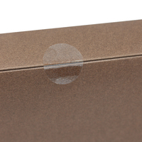 PVC Seal Label Ellipse Transparent With Sticky Viscous Self Adhesive Clear Sticker Seal Package Envelope File
