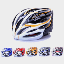 2017 New Bicycle Helmets Men Women Helmet MTB Mountain Road Bike Integrally Molded Cycling Helmets 6 Color