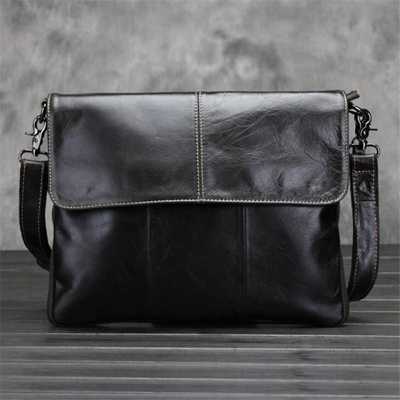 Genuine Leather Bag Men Travel Bag Leather Clutch Crossbody Bags Shoulder 2017 NEW  Men'S Briefcase Messenger Vintage Handbags decleor fancy 250ml 38215