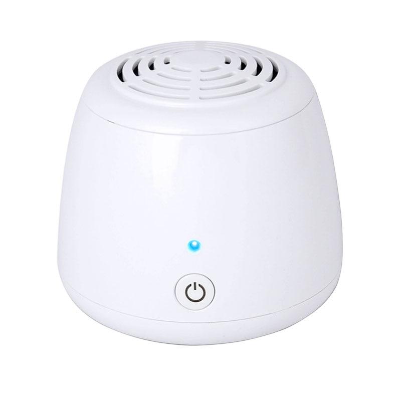 Portable Negative Ion Air Purifier Usb Dc6v For Home Car Air Ionizer Anion Air Cleaner car air purifier humidification atomization aromatherapy negative ion purification freshener cleaner ionizer air purifier