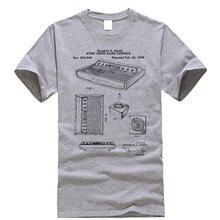 b330eadd 2019 New Cool Tee Shirt Atari Original Video Game Console Patent T-Shirt  Tee Fashion