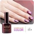 Perfect Summer Newest 10ml Cat eye Chameleon Gel nail Polish 3D Colorful soak off Gel polish Need Black base gel &UV LED light