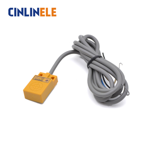 Mini Proximity Detection Distance 5mm DC Switch Industrial Electrical Inductive Metal Iron Sensor NPN PNP NO NC 2Wire GKBM052NA