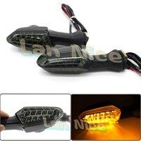 Motorcycle led turn signal indicator light for kawasaki z750 z800 z1000 versys1000 black color.jpg 200x200