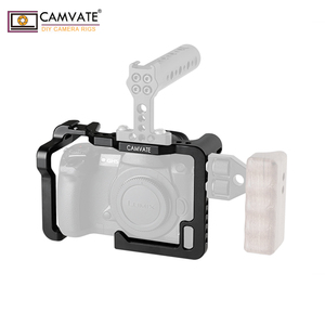 Image 3 - CAMVATE GH5 Camera Cage Full Frame With Shoe Mount C1910