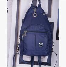Новое Пришествие женщин Небольшой рюкзак! Горячая Мода двойной плечо рюкзак женская леди рюкзаки грудь для переноски Держатель искусство тип Носителя