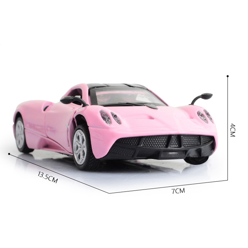 Exceptional 1:36 Pagani Huayra Model Pull Back Toys Cars Gift For Boys Kids Collection  Alloy Diecast Car Models With Light Fast U0026 Furious In Diecasts U0026 Toy  Vehicles ...