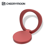 CHEERYMOON Characteristic Ring 3rd Water Droplets Series Ring Holder Universal Smart Mobile Phone Magnetic Finger Grip Stand