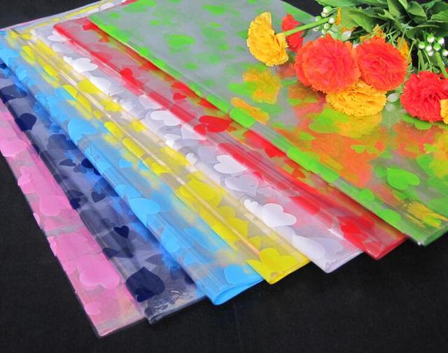 Free shipping wholesale200pcs print cellophane plastic paper flower wrapping paper glass paper 4444cm in craft paper from home garden on free shipping wholesale200pcs print cellophane plastic paper flower wrapping paper glass paper 4444cm mightylinksfo