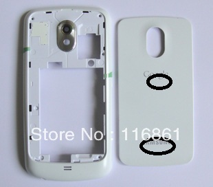 Middle Cover with Button key For I9250 (White)Original