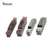 Mggn150 mggn200 mggn250 mggn300 mggn400 jm carboneto inserções de alta qualidade slot placa lâminas torno cnc externo grooving inserção ferramenta