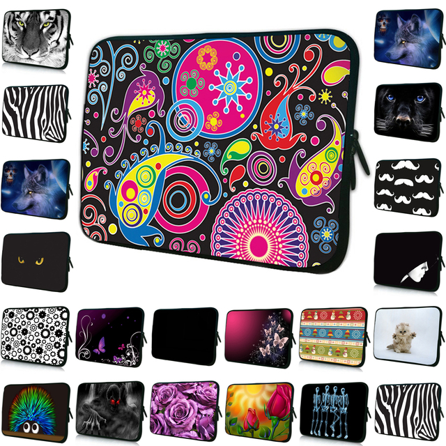 Women Laptop Accessories 12 15 17 14 10 13 13.3 15.6 17.4 7.7 inch Anti-dust Sleeve Laptop Bags For Toshiba Lenovo Yoga Samsung