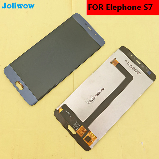 FOR Elephone S7 LCD Display Touch Screen Digitizer Assembly Replacement Accessories For