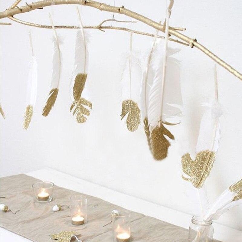 12 Rose Gold Tassel Garland Decoration 1.5m Wedding Birthday Celebrations