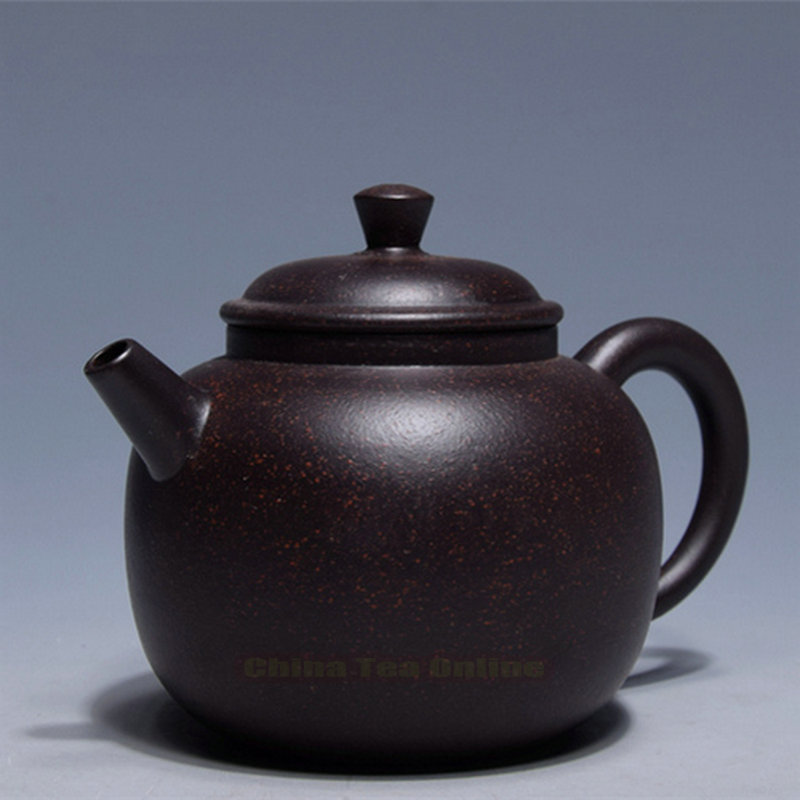 Quality Real Art Yixing Purple Clay Teapot about 260cc