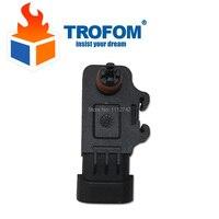 Intake Manifold Pressure Sensor MAP Sensor Suit For Mistubishi ALFA ROMEO FIAT GM NISSAN OPEL RENAULT