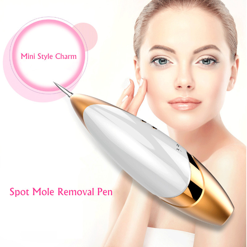 Mole Freckle Removal Machine Laser For Tattoo Removal Beauty Instrument Dot  Mole Spot Portable Laser Dark Spot Removal Pen -in Face Skin Care Tools