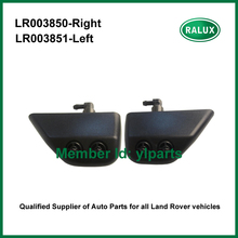 LR003850(RH) LR003851(LH) right and left car washer jet with headlamp power wash for LR Freelander 2 auto water jet parts supply