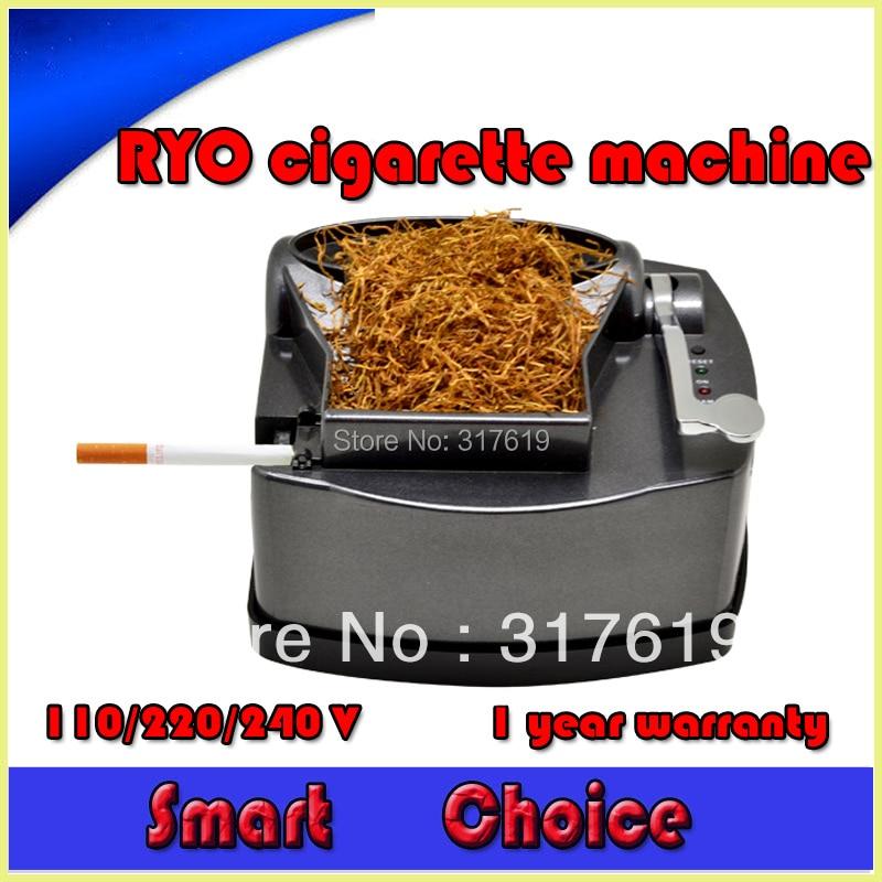 auto cigarette rolling machine