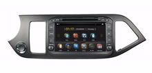 HD 2 din 8″ Car DVD GPS Navigation for Kia Picanto morning 2014 With USB Bluetooth IPOD TV Radio/RDS SWC AUX IN