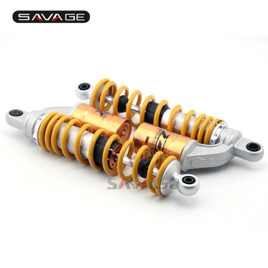 ФОТО DJ1 Motorcycle Air Shock Absorber Rear Suspension For SUZUKI GSX 750 Inazuma 1997-1998/ GSX 1400 2001-2003 GG