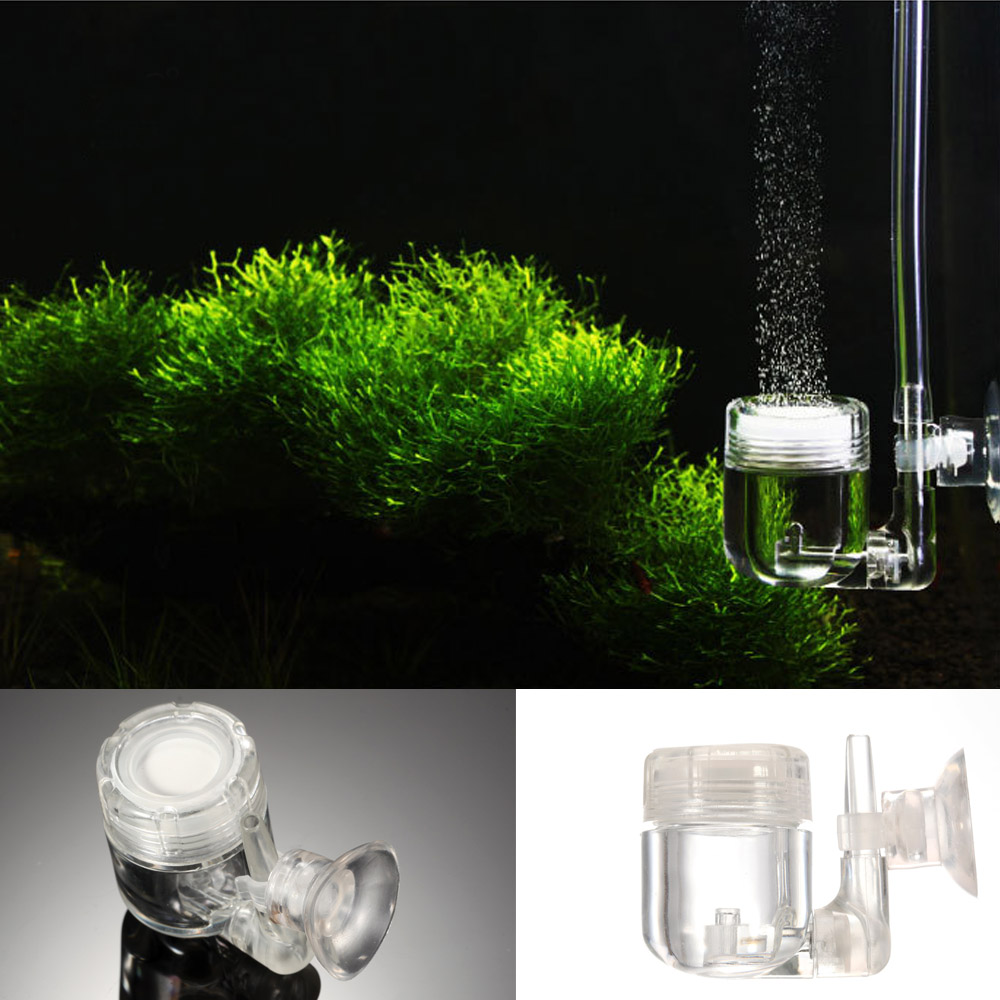 Aquarium fish tank co2 atomizer system - Free Shipping New 1pcs Planted Aquarium Bubble Counter Diy Co2 System 4 In 1 Co2 Diffuser In Co2 Equipment From Home Garden On Aliexpress Com Alibaba