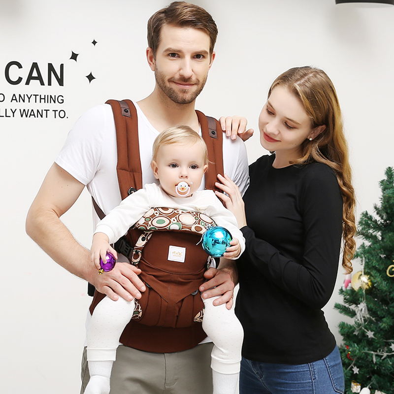 omini Ergonomic 360 Baby Carriers Backpacks0-36 months Portable Baby Sling Wrap Cotton Infant Newborn Baby Carryingomini Ergonomic 360 Baby Carriers Backpacks0-36 months Portable Baby Sling Wrap Cotton Infant Newborn Baby Carrying