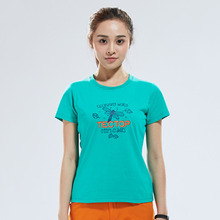 Breathable Quick Drying Summer Couple Cotton T-Shirt Printing T-Shirt Sale