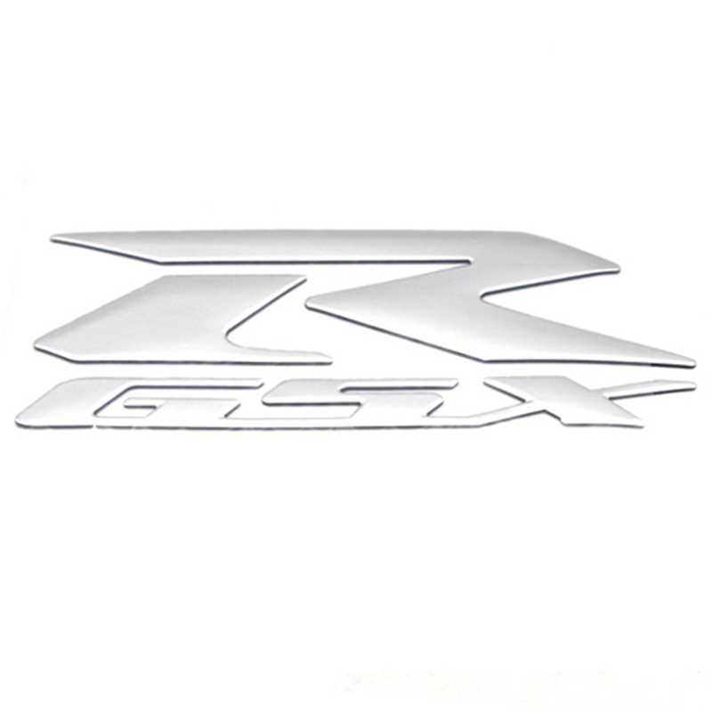 17*7 Cm Gsxr GSX R Sepeda Motor Stiker dan Decal Stiker untuk Suzuki Gsxr 600 750 1000 K1 K2 k3 K4 K5 K6 K7 K8 H1