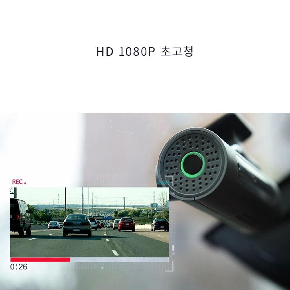 Xiaomi 70mai Dash caméra pour voiture DVR 1080 P Smart contrôle vocal 130 Degrés FOV Super Clair Nuit Version camera de voiture - 3