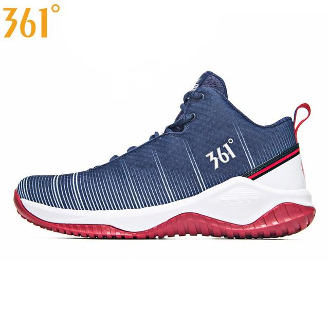 New 361 Basketball Shoes For Men Zapatos Hombre Basket Shoes Unisex