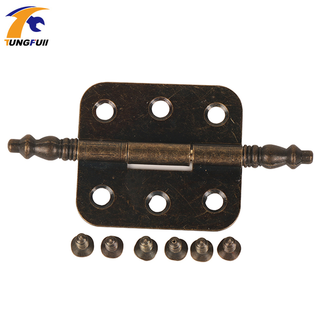 TungFull Furniture Hinges Antique Hinges For Cabinet Trunk Jewelry Box  Storage Box Furniture Hardware Hinges Bronze - TungFull Furniture Hinges Antique Hinges For Cabinet Trunk Jewelry