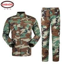 Тактическая страйкбол охотничья одежда Брюки Военная форма БДУ