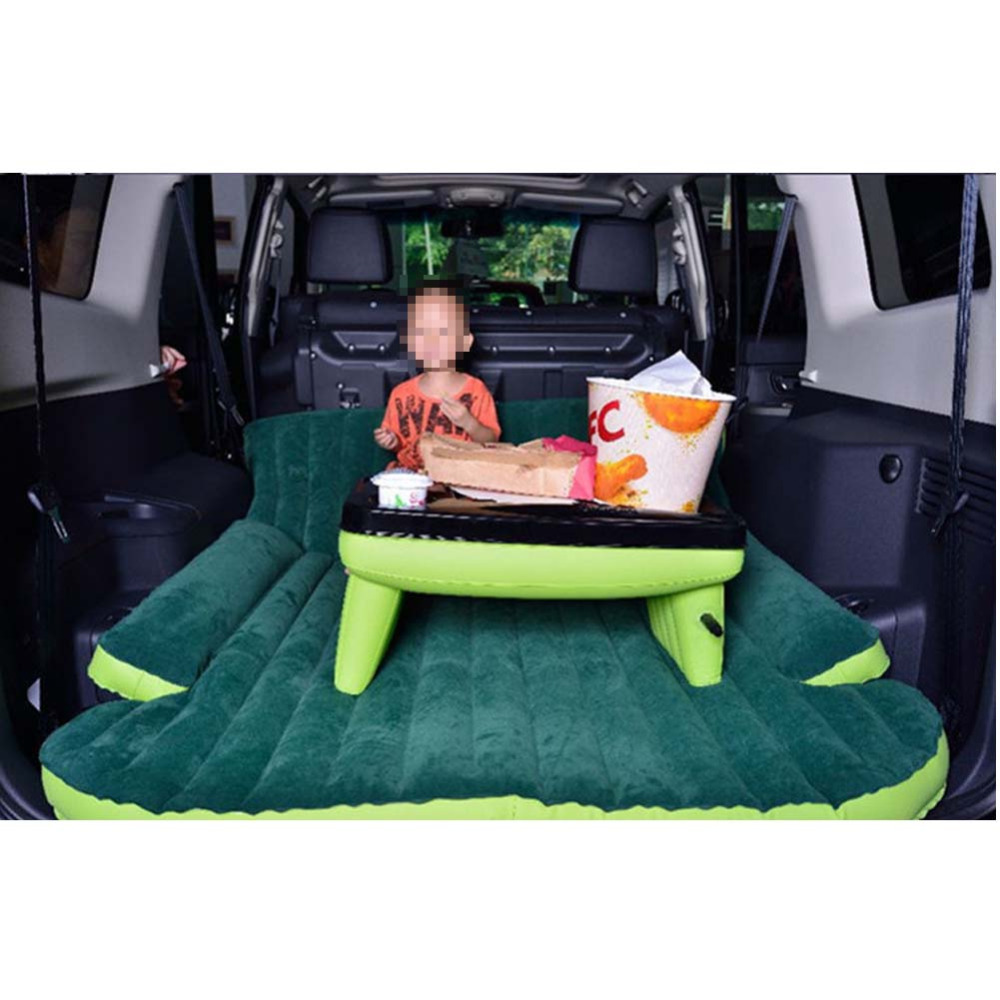 Backseat Inflatable Bed Suv Inflatable Mattress With Air Pump Travel Camping Pad Auto Back