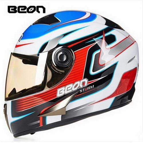 ECE мотоциклетный шлем BEON B-500 буря off road самокат мотоцикл moto мотокросс мотоциклов шлемы байк шлем