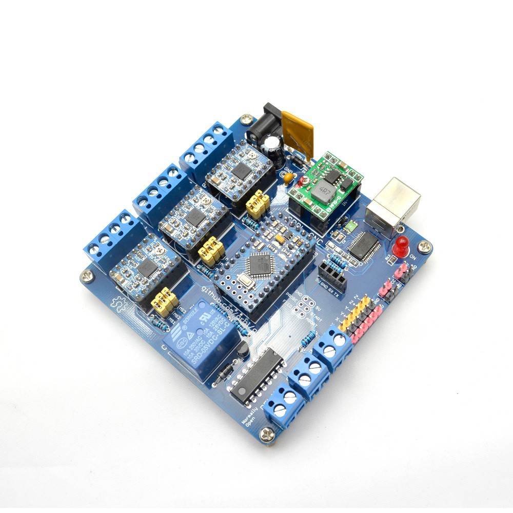 free shipping,grbl cnc laser machine controller board parts