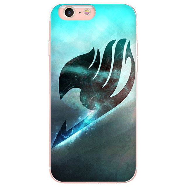 Fairy Tail Shell Phone Case  for iPhone
