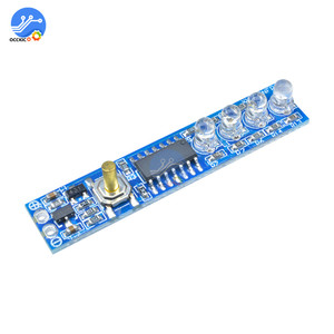Image 4 - BMS 1S 2S 3S 4S Lithium Batterij Capaciteit Indicator Board Power Indicator Voor 18650 Lithium battery Charger DIY