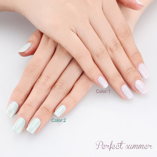 Online Shop Candy Lover gray neutral gel nail polish 8ML soak off ...