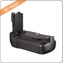 BGE7 BG-E7 Punho de Bateria para Canon EOS 7D Dslr como LP-E6 Frete Grátis