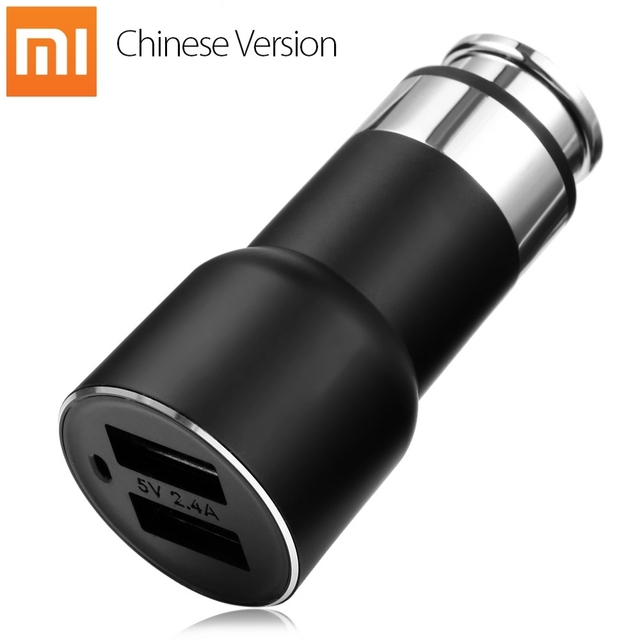 Original Xiaomi ROIDMI 2S 5V 3.8A Bluetooth Handfree Car Charger With Music Player FM transmitters For iPhone 7 5S 6 6S